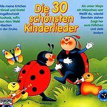 Die 30 Schönsten Kinderlieder von Warburger Märchenkinder,die | CD | Zustand gut