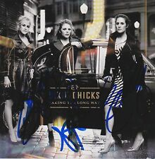 Dixie Chicks signed Taking the Long Way cd