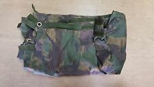 Genuine British Army Issue Woodland DPM Camo Shelter Basha Sheet Tarp