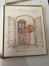 1974 Betsey Clark Engagement Calendar The Abc's Of Living In Original Box