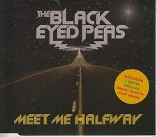 The Black Eyed Peas 2 track cd single Meet Me halfway / I Gotta Feeling 2009