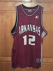 Arkansas Razorbacks Kareem Reid Starter Jersey size XL 52 The Best Kept Secret