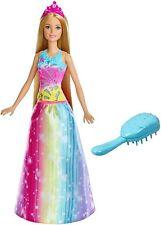 Mattel FRB12 Barbie Magische Haarspiel-prinzessin
