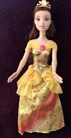 Disney Sparkling Princess Collection Beauty & The Beast BELLE Doll