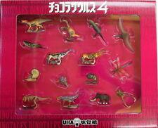 Kaiyodo Dinotales series 4 complete set with secret in Kaiyodo display box