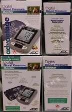 ADC ADVANTAGE 6021N Automatic Digital Blood Pressure Monitor W/ Adult Cuff 4xAA