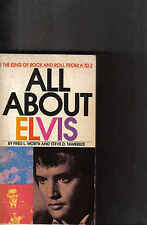 Elvis Presley-All About Elvis music book