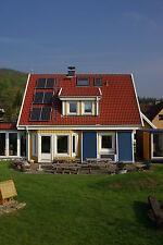 Solarkollektor - Warmluftkollektor Bauanleitung Typ S-Line - 1.500 Watt