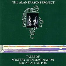 Alan Parsons Project-Tales of mystery and imagination Mercury CD NEUF dans sa boîte