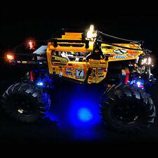 LED Light Lighting Kit ONLY For LEGO Technic 42099 4x4 X-Treme Off-Roader Toy