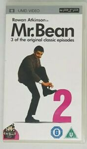 PSP UMD FILM - ROWAN ATKINSON IN MR BEAN