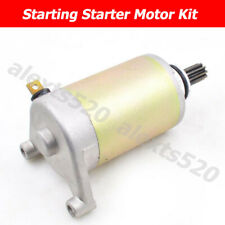 Starting Starter Motor Fits Suzuki GN125 1982-1991/1994/1997-2001 GN125E 1982-01