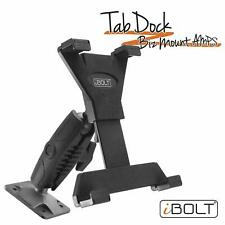 "iBOLT TabDock Bizmount AMPs- Heavy Duty Drill base mount for all 7"" - 10""tablets"