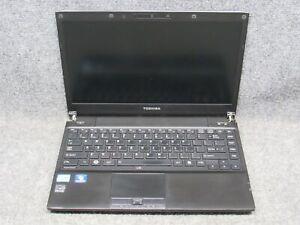 "Toshiba Portege R930 13.3"" Laptop Intel Core i7-3540M 3.00GHz 4GB RAM 320GB HDD"