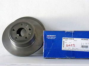 2 DISCHI FRENO POSTERIORE BREMBO SAAB 9-3X 1.9 TTID KW:132 2009/> 09.9505.11