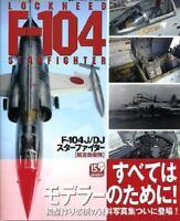LOCKHEED F-104 J/DJ STARFIGHTER EIKO JASDF PICTORIAL BOOK MEDIA WORKS