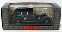 Rio Models 1/43 Scale Diecast 4154 - Mercedes Benz 770 USA Army 1945 - Green