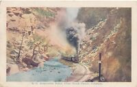 COLORADO CO – Clear Creek Canyon Inspiration Point Canon - 1909