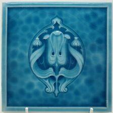 """Original 6"""" x 6"""" Art Nouveau H R Johnson Tiles 1904"""