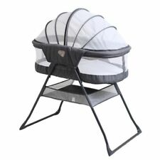 Valco Baby Sonno Bassinet - Silver Birch ( SOLD  OUT END OF AUG )