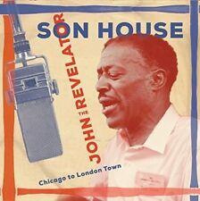 SON HOUSE - JOHN THE REVELATOR  2 CD NEU