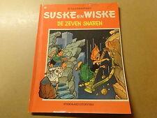 STRIP / SUSKE EN WISKE 79: DE ZEVEN SNAREN | Herdruk 1971
