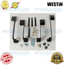 Westin For 98-02 Dodge Ram 2500,3500 Oval Step Bars Mounting Brackets 22-1005