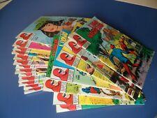 Avventure Americane Nuova Serie Seq. n.31-50 Nuovi! L'uomo Mascherato 1967-68 ▓