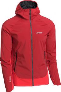 Atomic Men's Backland Infinium Jacket Rio Red Medium Backcounrty Ski Jacket
