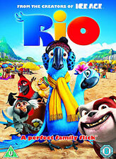 RIO - DVD - REGION 2 UK