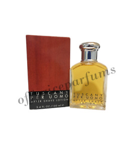 TUSCANY PER UOMO AFTER SHAVE LOTION 100 ML BY ARAMIS NIB