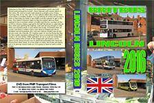 3256. Lincoln. UK. Buses. Feb 2016. A sorry looking Stagecoach operation looks l