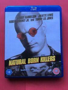 Blu-Ray : NATURAL BORN KILLERS