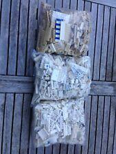 LEGO 1Kg di beige o bianco (beige borsa contiene parti House)