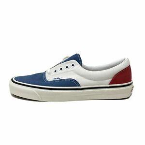 VANS Style 95 Anaheim Factory Red/White/Blue Size 9 Men, 10.5 Women New W/O Box