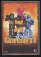 DVD GORMITI SAISON 1 VOL 1 1H45 DESSIN ANIME + BRACELET LANCE DISQUE