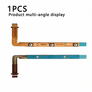 New Power On Off Volume Keypad Button Flex Cable For Huawei Mediapad M5 JP24