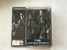 "Terminator 2 Judgement Day T-800 7"" Action Figure Cyberdyne Showdown New"