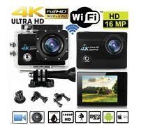 PRO CAM SPORT FULL HD 1080P ACTION CAMERA FOTO VIDEO SUBACQUEA 30MT 16MP SD IOS