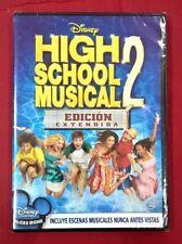 High School Musical 2 Edición Extendida DVD - Walt Disney - NUEVO