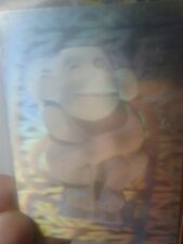 Jumanji - 1995 SkyBox - Hologram Card - H1  Monkey Token