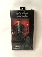 Star Wars The Black Series DJ (Canto Bight) 6-Inch Action Figure #57 NEW