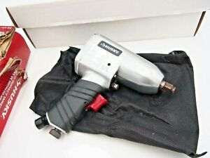 Husky 1/2 Inch Impact Wrench - 300 Ft-Lbs. Max Torque 676 532