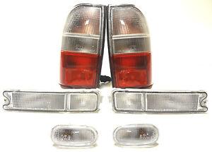 Mitsubishi L 200 K7T K6T 1996-05 Rear Lights+Side Marker Lights+Front Indicators