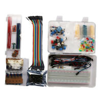 Keywish UNO R3 Project Electronics Starter Kit with Breadboard Jumper Wires