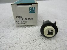 NOS 1985-1995 Buick Cadillac Fuel Tank Filler Door Release Switch GM 1626529  dp