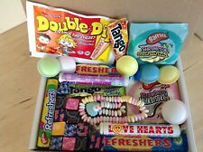 Swizzels Retro Sweet Hamper Gift Box Birthday Present  33 Sweets