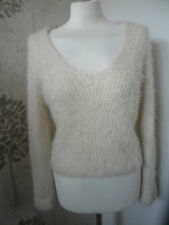 H&M Acrylic V Neck Long Sleeve Women's Jumpers & Cardigans