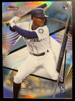 🔥 Kyle Lewis RC 2020 Topps Finest Rookie Silver REFRACTOR No.41 Mariners ROY