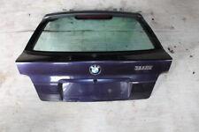 BMW E36 Compact Heckklappe Kofferraum Technoviolett mit AC Schnitzer Blende